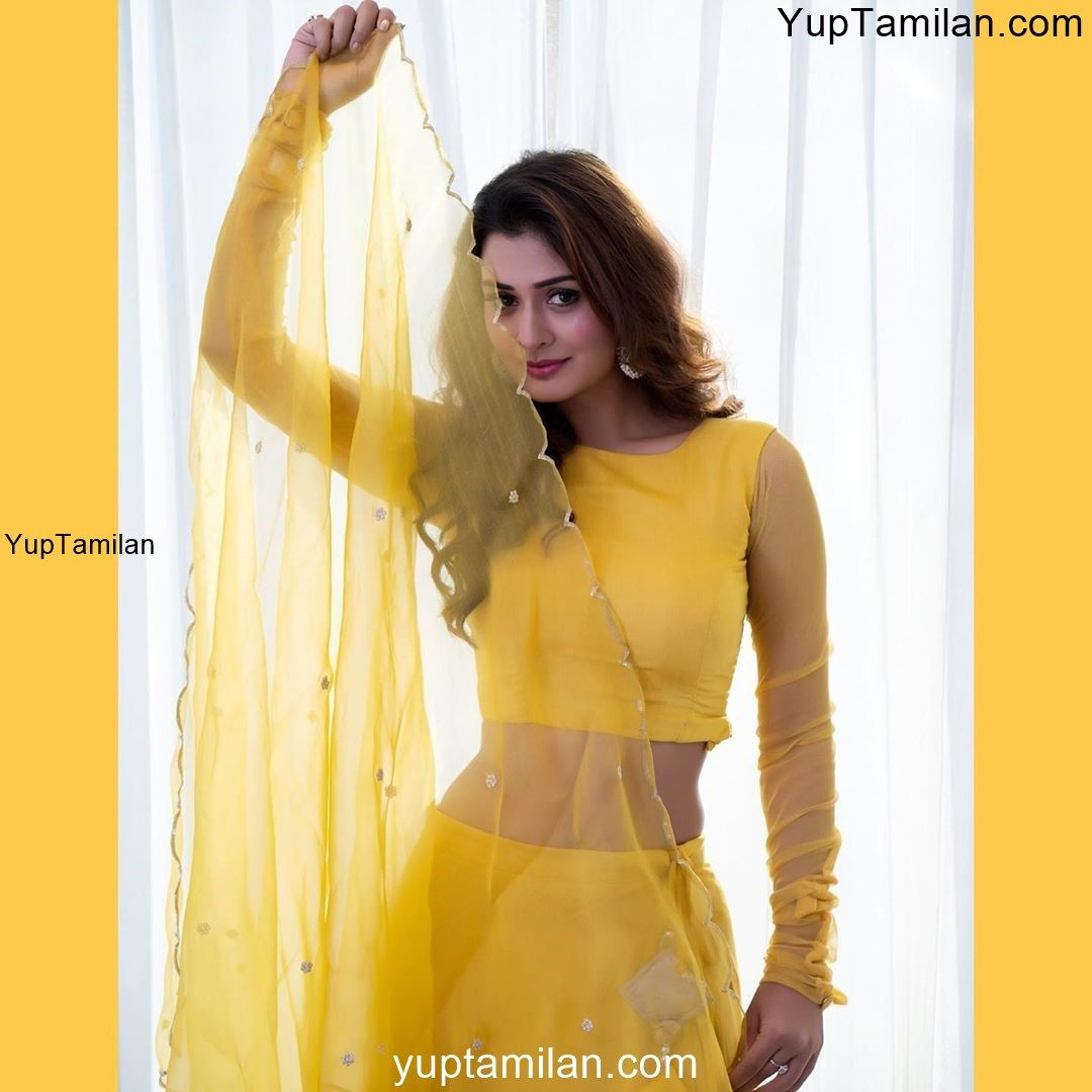Payal Rajput Hot HD Images | Navel & Cleavage Show