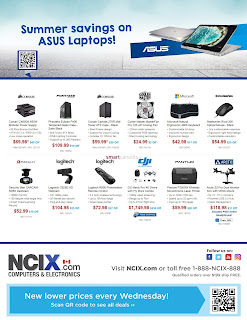 NCIX Flyer & Coupon valid July 19 - 26, 2017
