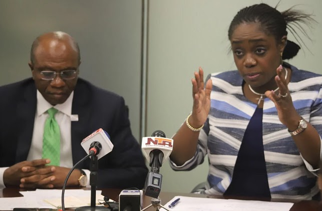 Adeosun, Emefiele explain absence at Nigeria-US investment meeting