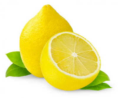 remove dandruff with lemon juice
