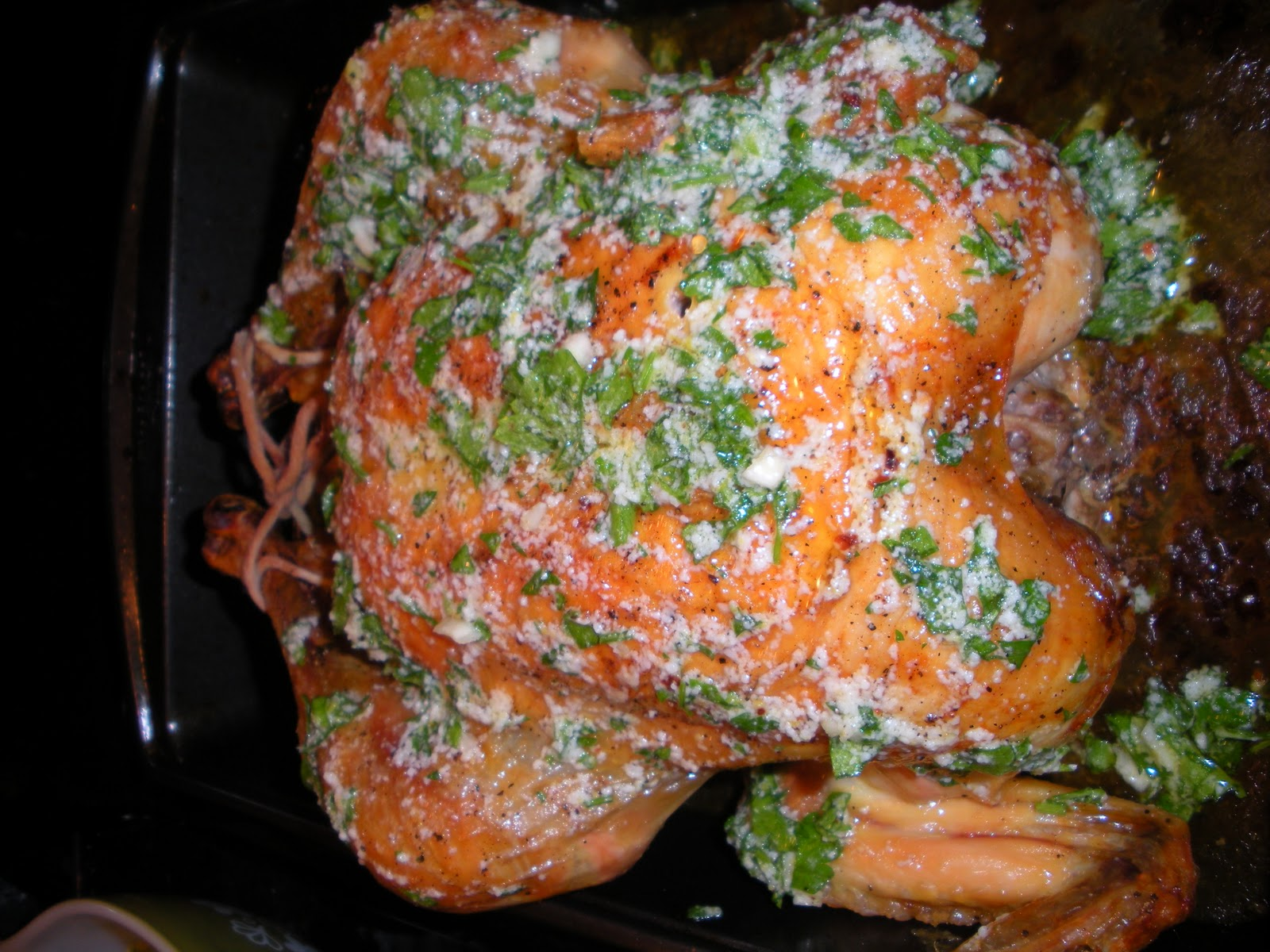 Craft A Spell Lemon Parsley Chicken And Potatoes
