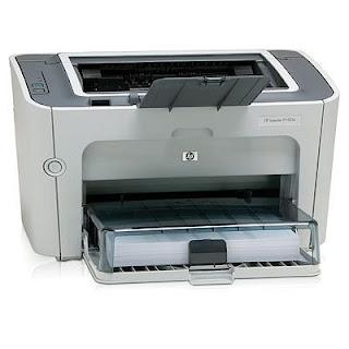 Download Driver HP LaserJet P1505N