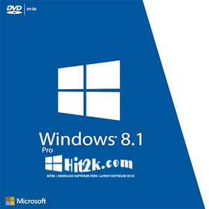 Windows 8.1 Pro Latest + Product Key Full Version