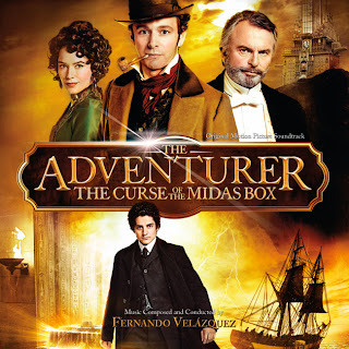 The Adventurer The Curse of the Midas Box Chanson - The Adventurer The Curse of the Midas Box Musique - The Adventurer The Curse of the Midas Box Bande originale du film - The Adventurer The Curse of the Midas Box Musique du film