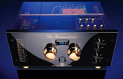 Sản phẩm Hi-end MBL Pre-amplifiers 6010D chính hãng chất lượng tốt nhất giá cả hợp lý