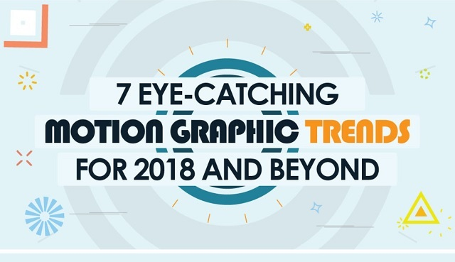 7 Eye-Catching Motion Graphic Trends for 2018 and Beyond