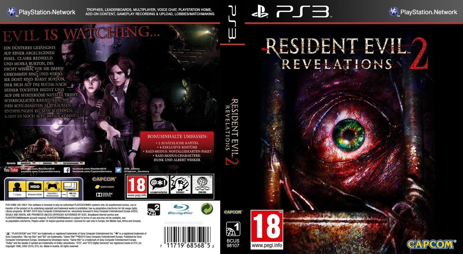 Resident evil themes downloads