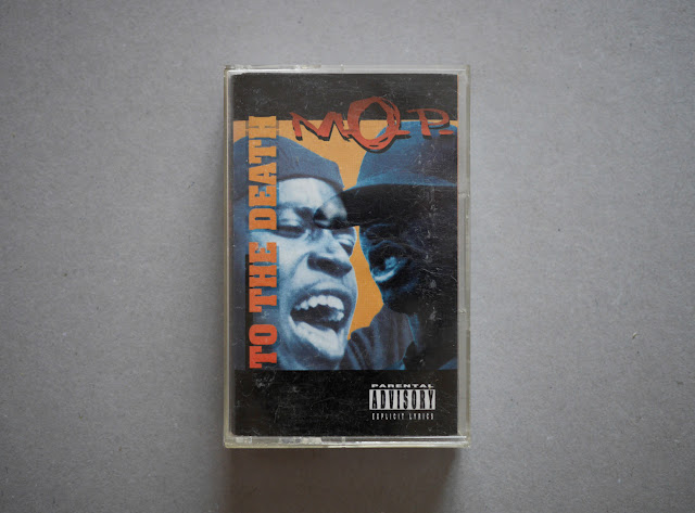 M.O.P. Mash Out Posse Cassette To The Death 1994