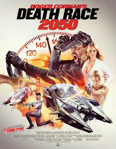 Death Race 2050 (BRRip 1080p Dual Latino / Ingles) (2017)