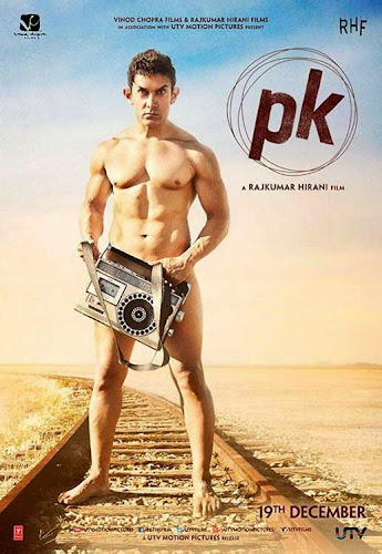 PK (2014) Movie Poster No. 1