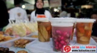 kalautau.com - Peluang Usaha Ramadhan Berjualan Takjil