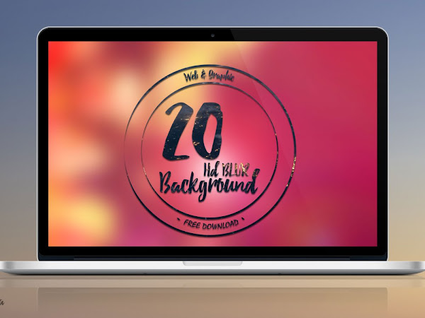 Download 20 Blur Backgrounds Free