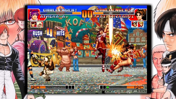 The King of Fighters 97 Global Match Free For PC