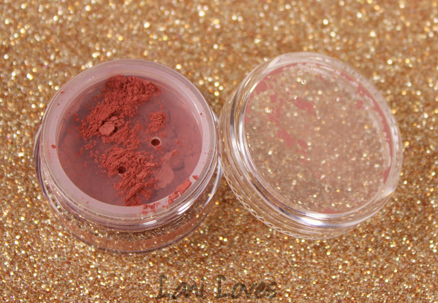 Notoriously Morbid Blush - Daoine Sidhe Swatches & Review