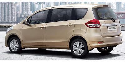 Maruti-Suzuki-Ertiga- side image