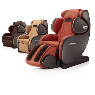 OSIM brings uInfinity Lifestyle Massage chair