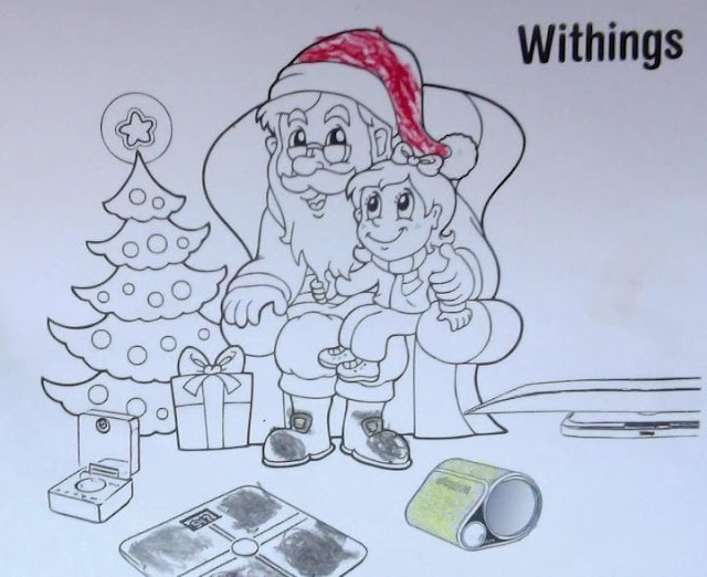 Santa Claus Pictures To Draw