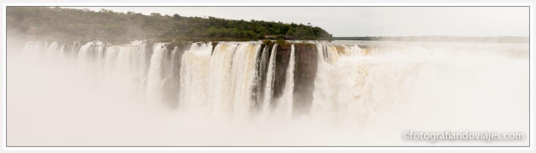 Cataratas Iguazu lado argentino garganta del diablo