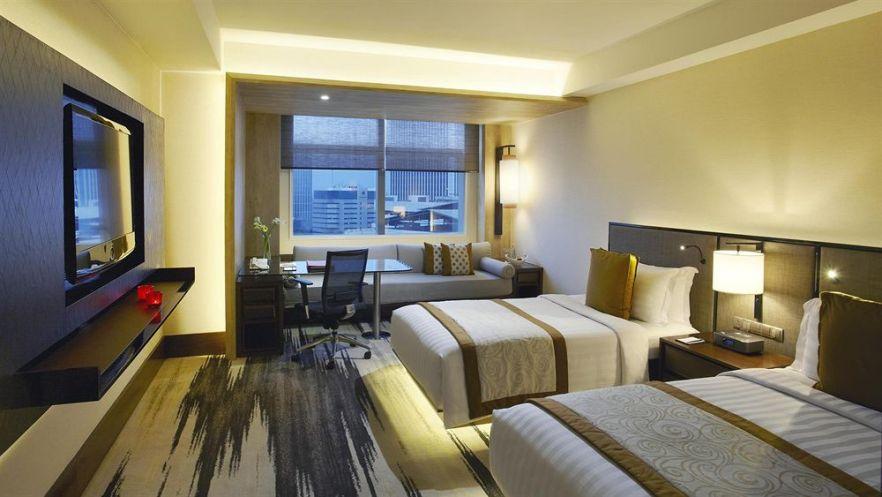 Gran Melia Hotel Bintang  termewah di kota Metropolitan Jakarta