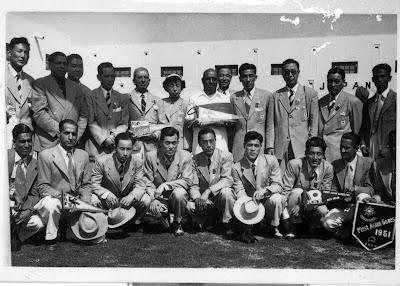 Atlet Balap Sepeda di Asian Games 1951