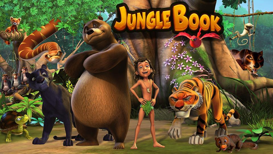 Jungle Book Full Cartoon