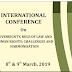 INTERNATIONAL CONFERENCE On SOVEREIGNTY, RULE OF LAW AND HUMAN RIGHTS: CHALLENGES AND HARMONISATION 8th & 9th March, 2019