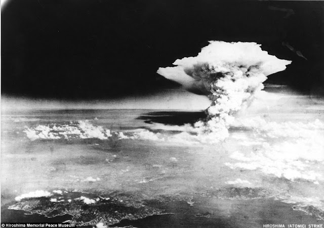 Kad je pala prva atomska bomba?