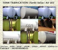 Tangki Solar