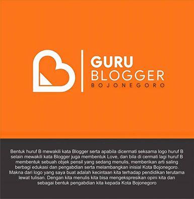 Logo Guru Blogger Bojonegoro