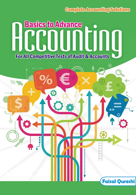 Accounting Complete Notes for FPSC Senior Auditor test , Junior Auditor