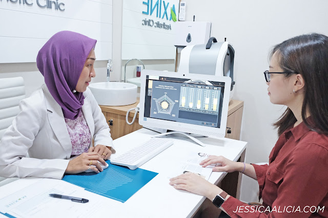 Pengalaman Treatment Meso Rich SkinFeed di Maxine Clinic Surabaya by Jessica Alicia