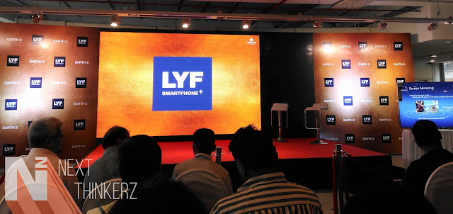 Reliance LYF Earth 2 Smartphone+ Hands On