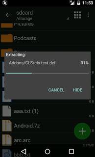 Cara Membuka File Zip Di Smartphone Android