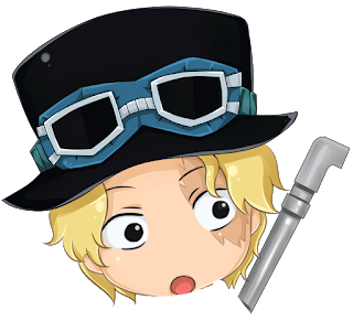 Download Kepala Anime One Piece PNG (Edit Foto)