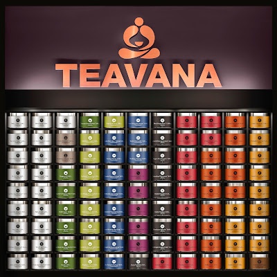 Teavana for Hot Tea Month