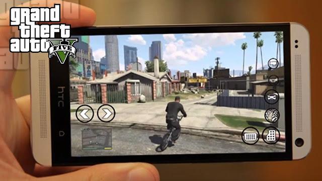 GTA V Mobile + DATA