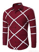 Ericdress Cheap Men's Shirt