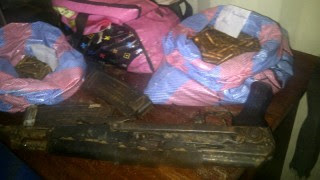 cross border bank robbers arrested