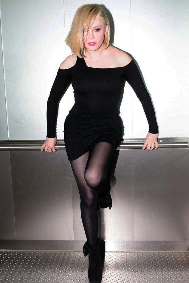 Rose McGowan Biography and Beautiful New Images 2013
