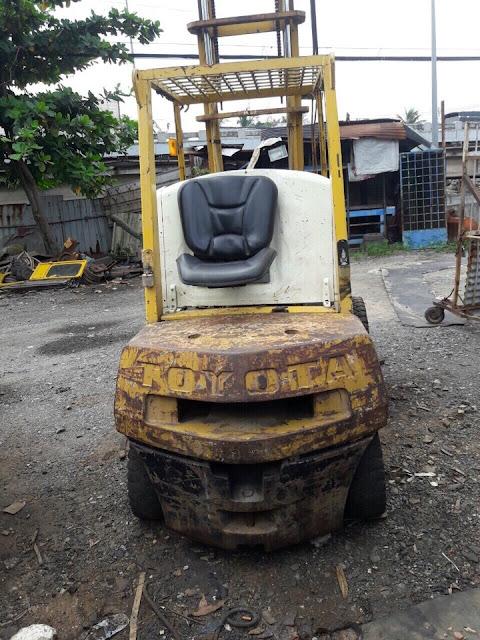 Dịch vụ sửa chữa xe nâng tại Bàu Bàng, Dầu Tiếng Bình Dương