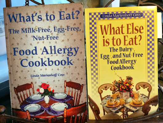 Food Allergy Recipe Books Now Electronic