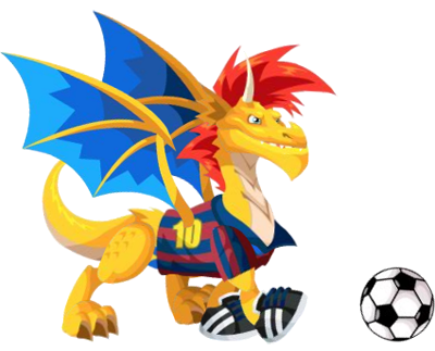 Soccer Dragon 3b
