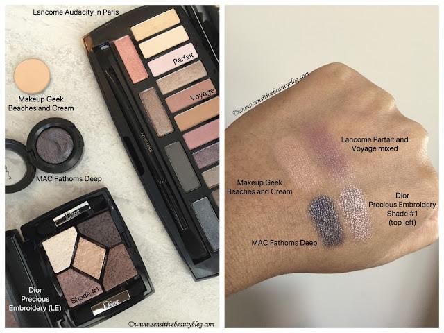 Anastasia ABH Prism Palette shop my stash alternatives mac fathoms deep makeup geek beaches and cream