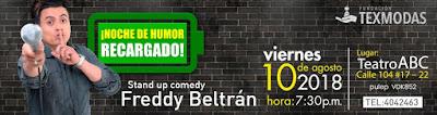 Noche de Stand Up Comedy Recargado