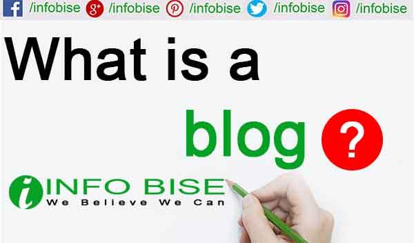 Blog Kya Hai? Blog Ki Types Kon Se Hain?Blogging K Kya Faidy Hain?