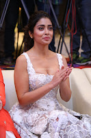 Shriya Sharan in Gorgeous Sleeveless Glittering short dress at Paisa Vasool audio success meet ~  Exclusive Celebrities Galleries 001.JPG