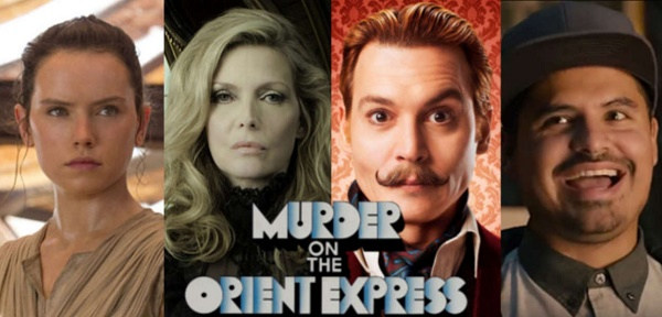 film terbaru 2017 adaptasi novel berjudul murder on the orient express