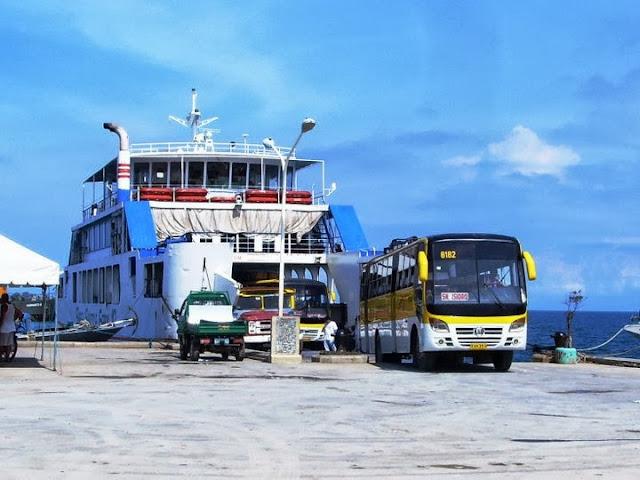 Polambato Port, Bogo City