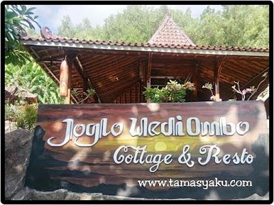 Joglo Wediombo Cottage & Resto