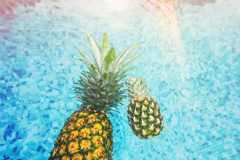 piscine des vacances